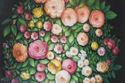 Exposition De Peintures à Sainte Suzanne