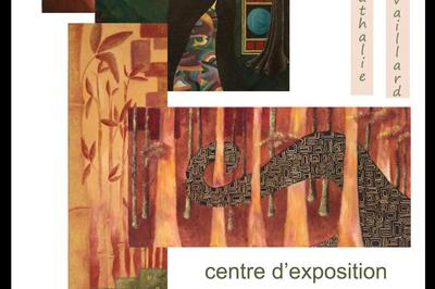 Exposition de peintures à l'huile à Parigne l'Eveque