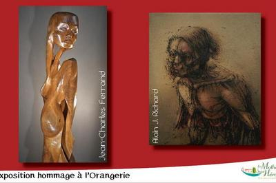 Exposition De Peintures Et De Sculptures à La Mothe saint Heray