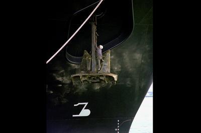 Exposition de photographies d'art marine à Le Havre
