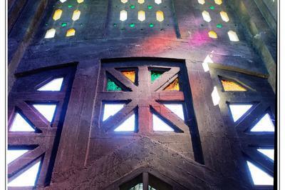 Exposition De Photos Sur L'église Notre-dame De Bethléem à Clamecy