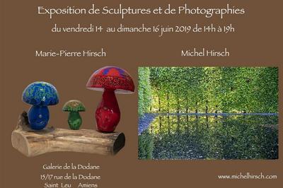 Sculptures Et De Photographies à Amiens
