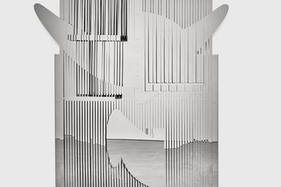 Exposition De Tarik Kiswanson à Saint Romain en Gal