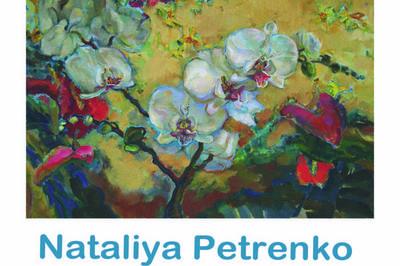 Exposition Des Oeuvres De L'artiste Nataliya Petrenko à Giverny