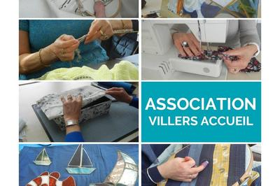 Exposition des travaux des ateliers Villers Accueil à Villers sur Mer