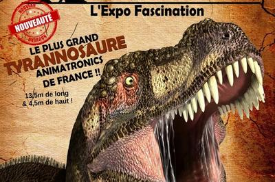 Exposition Dinosaures à Fougeres