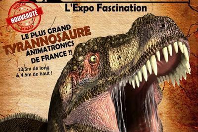 Exposition Dinosaures à Rennes