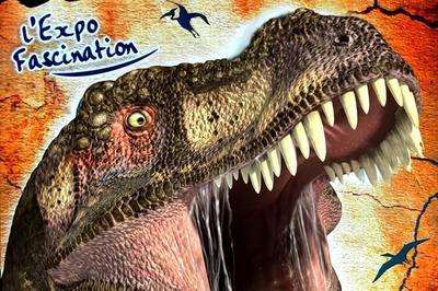 Exposition Dinosaures à Montpellier