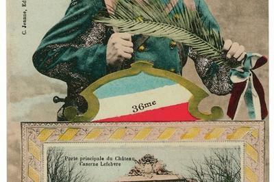 Exposition Documentaire : épisodes De L'histoire Du Patrimoine De Caen Et De La Normandie