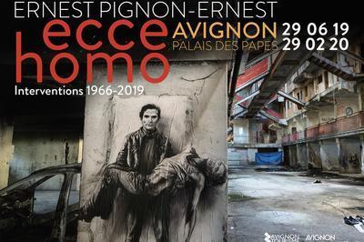 Exposition Ecce Homo à Avignon