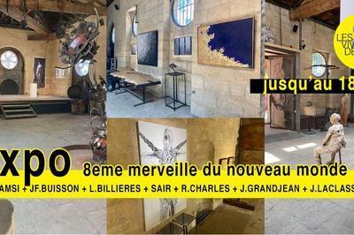 Exposition 8ème Merveille du Nouveau Monde à Bordeaux