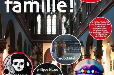 Exposition En Famille ! à Issy les Moulineaux