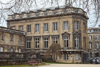 Exposition En Sciences Naturelles à Bordeaux