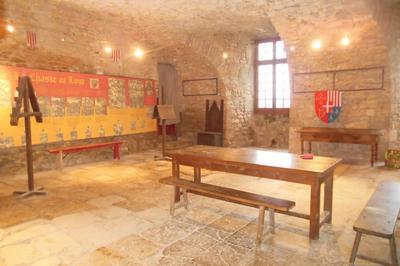 Exposition En Visite Libre Sur La Cuisine à Severac le Chateau