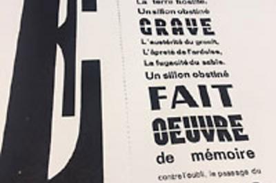 Exposition Entre Les Lignes à Lyon