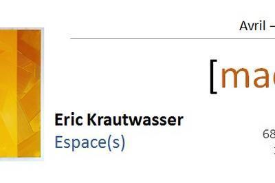 Exposition Espace(s) Krautwasser à Marseille