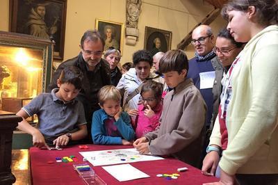 Exposition Et Ateliers Autour De Jeux De Société Anciens à Honfleur