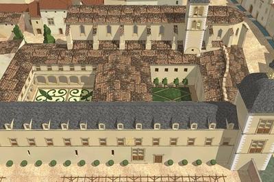 Exposition Et Reconstitution 3d « Saint-chinian : De L'abbaye à La Mairie à Saint Chinian