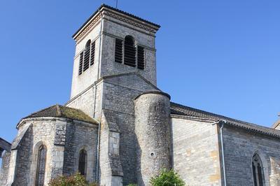 Exposition Et Visite Libre De L'église Saint-julien à Chaleins