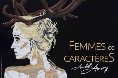 Femmes de Caractères à Levallois Perret