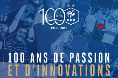Exposition Fff - 100 Ans De Passion Et D'innovations à Paris 5ème