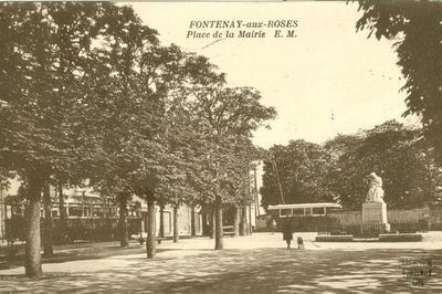 Exposition Fontenay-aux-roses, De Place En Place (xviie-xxie Siècle) à Fontenay aux Roses