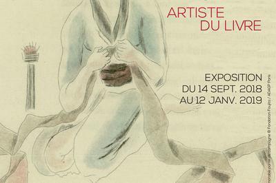 Exposition Foujita, Artiste Du Livre à Reims