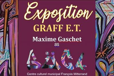 Exposition Graff E.T. à Tergnier