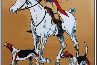 Exposition Harry Eliott (1882-1959) Au Lavoir De Gaillon