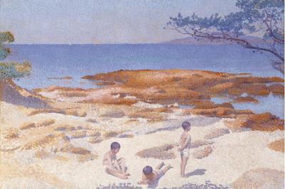 Exposition Henri-edmond Cross, Peindre Le Bonheur Au Musée Des Impressionnismes à Giverny