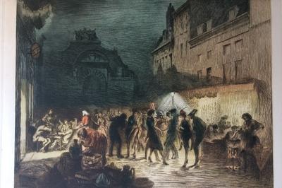 Exposition Histoire De L'estampe à Bethune