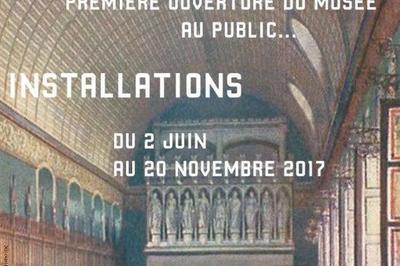 Exposition Il Y A 150 Ans, Première Ouverture Du Musée Au Public à Pierrefonds