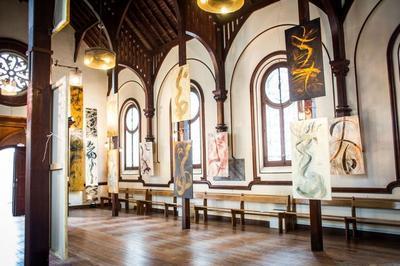 Exposition - Installation Le Labyrinthe à Argenteuil
