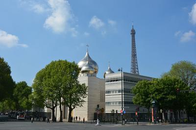 Exposition Interactive Trésors Des Tsars Moscovites à Paris 7ème