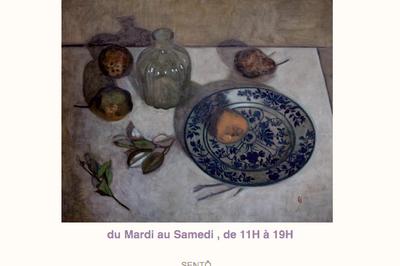 Exposition Isabelle Sauvageot à Paris 6ème