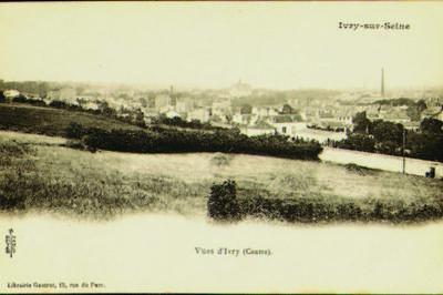 Exposition Ivry-centre, Transformation Xviiie-xxe Siècles à Ivry sur Seine