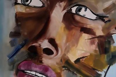 Exposition Jean Silon Bero dessins et peintures à Grenoble