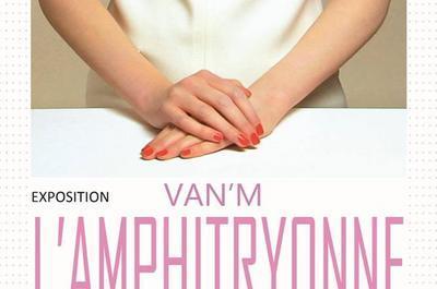 Exposition L' Amphitryonne De L'artiste Van'm à Lille