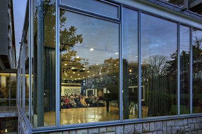 Exposition  L'architecture De La Maison Heinrich Heine : Construire Un Pont Entre Les Cultures à Paris 14ème
