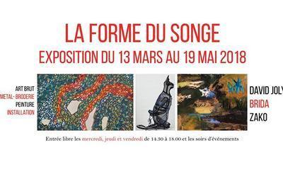 Exposition La Forme Du Songe à Pessac