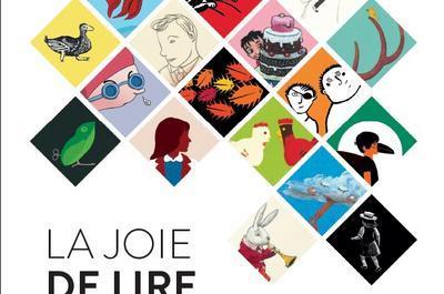 Exposition La Joie de lire, la joie d'éditer à Becherel
