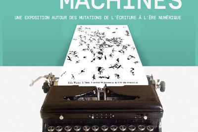 Exposition Langages Machines à Aix en Provence