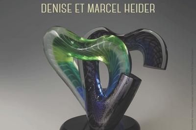 Exposition « Art Du Verre Contemporain. Autour De La Collection Denise Et Marcel Heider» à Evian les Bains