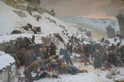 Exposition « Classicisme, Académisme, Naturalisme : L'art De La Mise En Scène » à Les Andelys