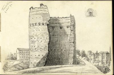 Exposition « Dessiner Les Grands Monuments De Périgueux Antique » à Perigueux