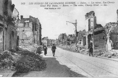 Exposition « Le Retour à Reims En 1918 »
