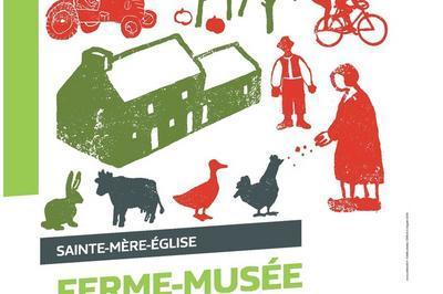 Exposition « Les Petites Mains - Les Enfants Dans Les Fermes De Normandie » à Sainte Mere Eglise