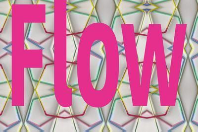 Exposition «flow» à Oiron