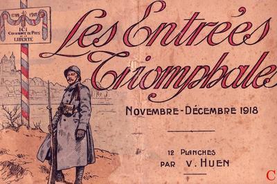 Exposition Le Difficile Retour à La France De La Moselle 1918-1924 à Hagondange