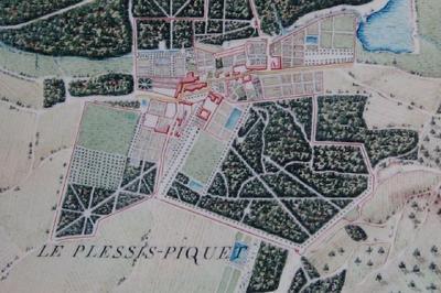 Exposition Le Plessis-robinson En Cartes Et Plans à Le Plessis Robinson